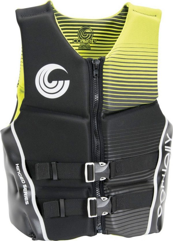 Connelly Classic Mens Neo Life Vest 2018 Flex Back