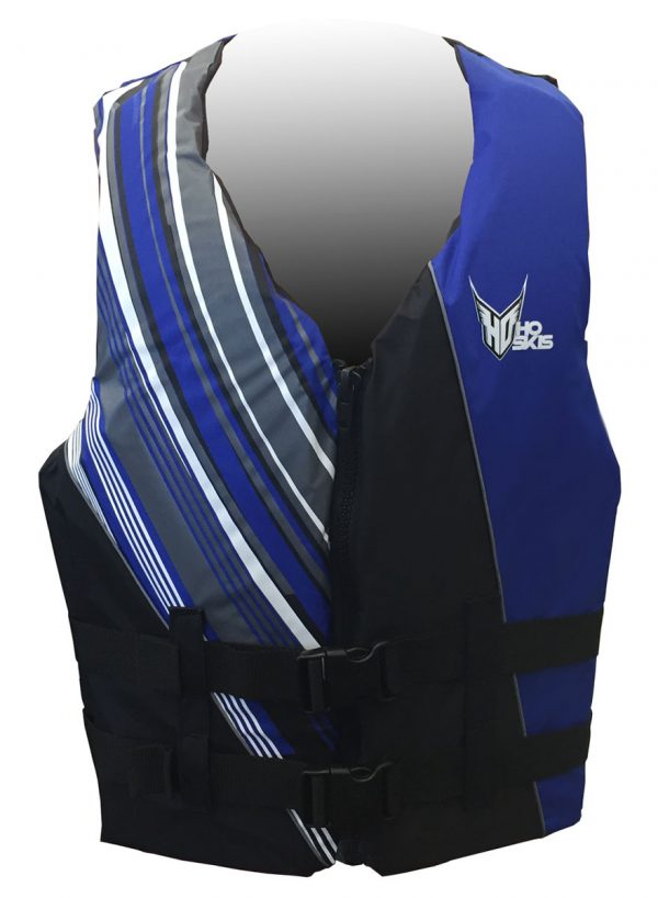 HO Sports TALL Life Vest Mens CGA Blue Nylon